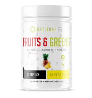 Fruits & Greens By Opitune Nutrition