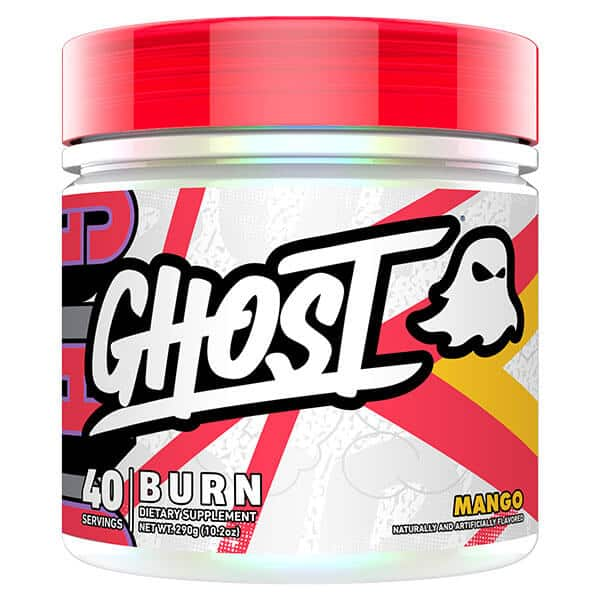 Ghost Burn Dietary Supplement