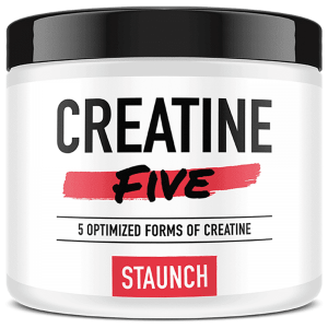 Creatine Five by Staunch