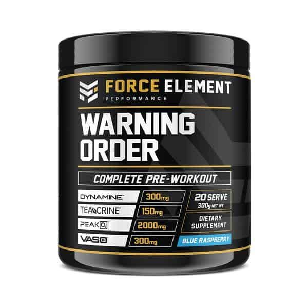 Warning Order By Force Element
