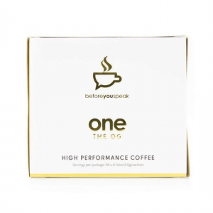 Before You Speak High Performance Coffee One The OG