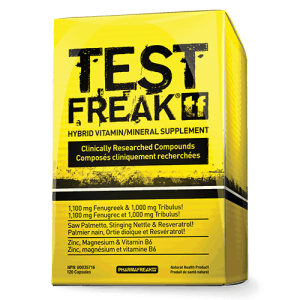 Test Freak By PharmaFreak