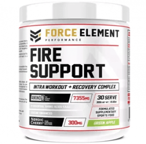 Fire Support By Force Element