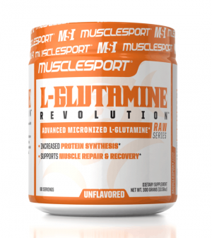 L-Glutamine Revolution by MuscleSport