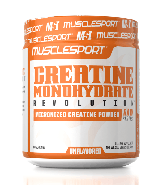 Creatine Monohydrate by MuscleSport