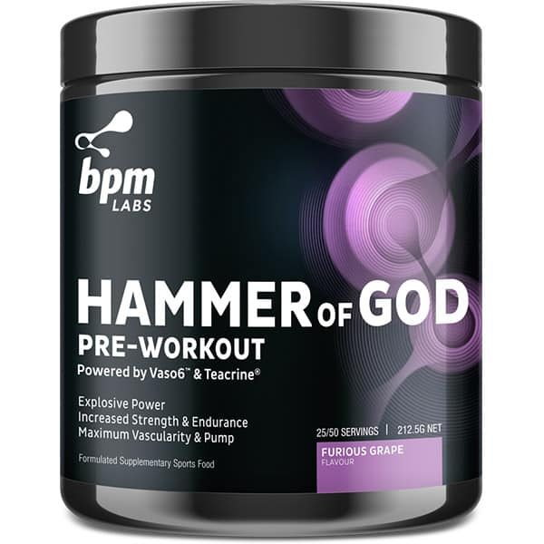 Hammer Of God By BPM Labs