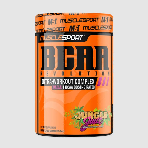 BCAA Revolution By MuscleSport