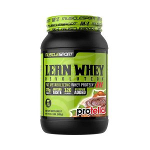 Lean Whey By MuscleSport