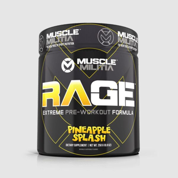 Rage By Muscle Militia