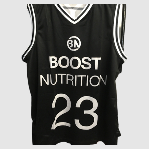 Singlet Basketball by Boost Nutrition