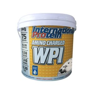 Amino Charged WPI 3kg By International Protein