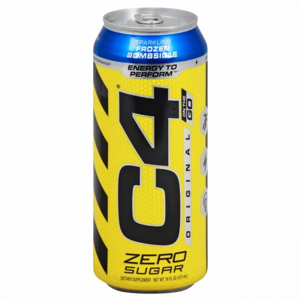 C4 On The Go Energy Drink By Cellucor