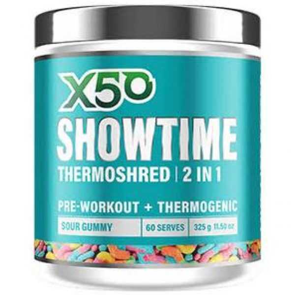 X50 Showtime Thermo 2 In 1 By X50